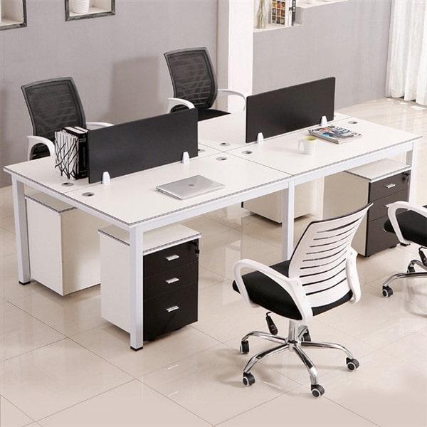 Một số cách chọn bàn làm việc cho nhân viên theo tính chất công việc