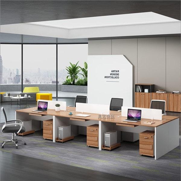 Cải thiện thiết kế thanh lý bàn ghế văn phòng giúp giảm căng thẳng khi làm việc