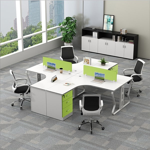 Màu sắc ảnh hưởng như thế nào đến bàn ghế văn phòng?
