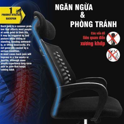 Báo giá Ghế tựa văn phòng giá rẻ nhất Hà Nội