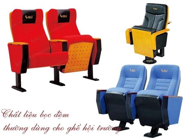 Cách chọn chất liệu ghế cho rạp chiếu phim hiện nay