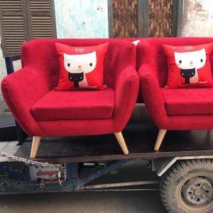 Thanh lý ghế sofa đơn đẹp hiện đại giá chỉ có 1,5 triệu