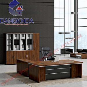 Thanh lý bàn giám đốc hiện đại 1m6 - TLBGDK94